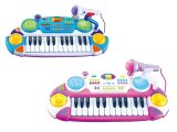 CE Approval Musical Keyboard with Microphone