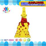 Children Giraffe Modeling Easel for Preschool