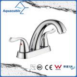 """4"""" Luxury Chrome Finished Bathroom Sink Faucet (AF0087-6C)"""
