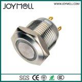 12mm to 25mm IP67 Waterproof Brass Push Button