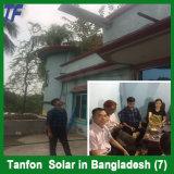 Install Support 12W 24W, 30W, 40W, 50W, 60W, 80W, 100W Solar Street Light System