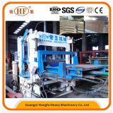 Cement Sand Hollow Block Standard Brick Shaping Machine