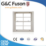Powder Coate White Color Aluminium Window for Kitchen