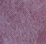 Cortar Pile Corduroy Fabric con Non-Woven Backing para Upholstery Sofa Cover