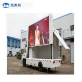Outdoor Advertising Front Mobile Front Trailer Vehicle LED Display