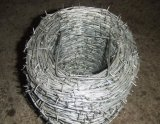 Hot Dipped Galvanized Barbed Wire in Stock Anping Factory