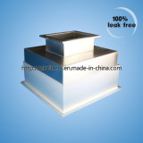 Medical HEPA Box Filter, 100% Leak Free, No Welding, No Baking Finish, No Glass Cement