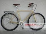 retro vintage city bicycle