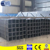 Mild Steel 100X100mm Construction Structure Square Tube (JCS-07)