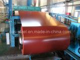Manufacture Bobina De Acero Galvanizada Prepintada, Color Coated Steel Coil (PPGI/PPGL)