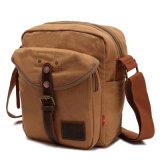 Man′s Cancas Shoulder Bag High Quatlity (RS-H9151A)