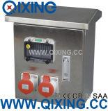 Cee IEC603 Junction Box Type Waterproof Boxes