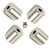 Disc Magnet Nickey Coating Meodynium Magnet with Hole