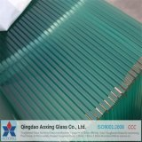 Clear Toughened Glass for Building Glass with Certification