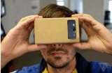 The Carton Paper 3D Glasses for Enjoy 3D Game/Movie on Smartphones