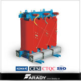 Low Loss Three Phase Resin-Cast Dry Type Power Transformer 100kVA