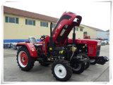 Farm Usage 40HP 4 Wheel Drive Mini Tractor and Equipment