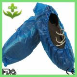 Disposable Plastic CPE Shoe Foot Cover
