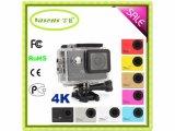 "OEM Factory Driving 30m Waterproof 2.0"" LCD WiFi Action Cam 4k 24fps Sport Camera"