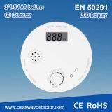 Peasway Exclusive 3D LCD Display Co Sensor Carbon Monoxide Detector (PW-920)