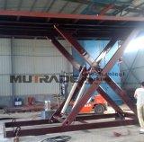 China Mutrade Car Scissor Parking Elevator Hydraulic Auto Lift
