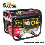 Power 1kw 60Hz 220V Gasoline Generator Set (ZH1500) Air-Cooled Gasoline Generator Set with CE, Soncap