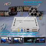Car Android Navigation Box for Jvc Display with Touch Navigation, Live Navigation, 2 USB Ports