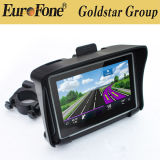 "4.3"" Bluetooth Touch Screen Motorcycle Car Vehicle GPS Navigation"