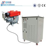 Energy-Saving Oxyhydrogen Generator for Induction Electric Boiler Heating