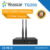 Save Money and Convenient 4 Channels GSM or CDMA Wireless VoIP Gateway (4GSM/CDMA)