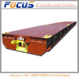 Brand New Wood Flatbed Mafi Roll Trailer for Port Terminal Use