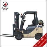 High Configuration 1.5t-1.8t LPG Propane Forklift Truck Price