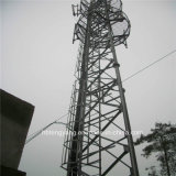 Steel Galvanized Triangle Three Tube Steel Lattice Tower