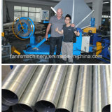 F1500c Stainless Steel Spiral Duct Machine