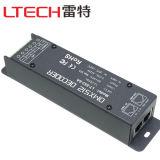 High Quality LED RGB 3CH CV DMX Decoder Lt-853-6A