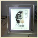 A4 Ultra Slim Single Face Table Crystal Light Box