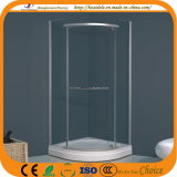 Sector Tray Indoor Corner Shower Cubicle (ADL-8030)