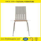 School Canteen Dining Chair Stainless Steel Legs