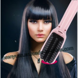 LCD Display Electric Straight Hair Comb Straightening