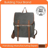 Promotional Fashion Canvas Travel Backpack (BDM088)