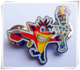 Zinc Die Cast Lapel Pin (MJ-PIN-066)