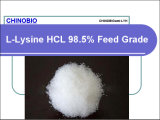 Feed Grade L-Lysine HCl 98.5% for Poultry and Animal Feed