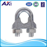Galvanized Steel Malleable Wire Rope Cable Clip Clamp