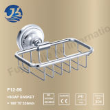 Stainless Steel Bathroom Hardware Soap Basket (F12-06)