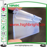 Transparent Cheap PVC Price Label Tag for Hooks