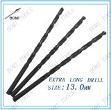 High-Speed Steel Extra Long Drill Bits