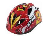 Carton Design Bicycle Kids Helmet (VHM-027)
