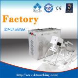 CE FDA Portable Fiber Laser Marking Machine for Drilling Tool
