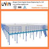 Warehouse Steel Storage Mezzanine Platform