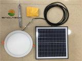 30W Solar LED Ceiling Light for Indoor Lighting with Radar Sensor and Battery Backup (SN2016004)